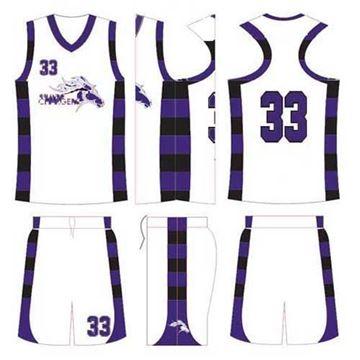 Picture of Basketball Kit CHR 517 Custom