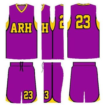 Picture of Basketball Kit Style 520 Custom