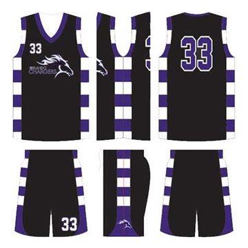 Picture of Basketball Kit CHR 517B Custom