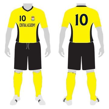 Picture of Soccer Kits Style CAA 103 Custom