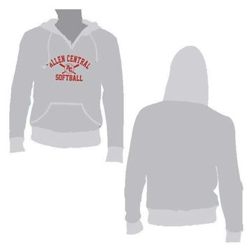 Picture of Hooded Pullover ACS 838 Custom