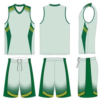 Picture of Basketball Kit Style 513 Custom