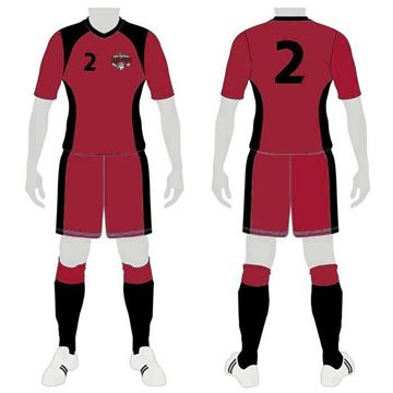 Picture of Soccer Kit Style WB191 Custom