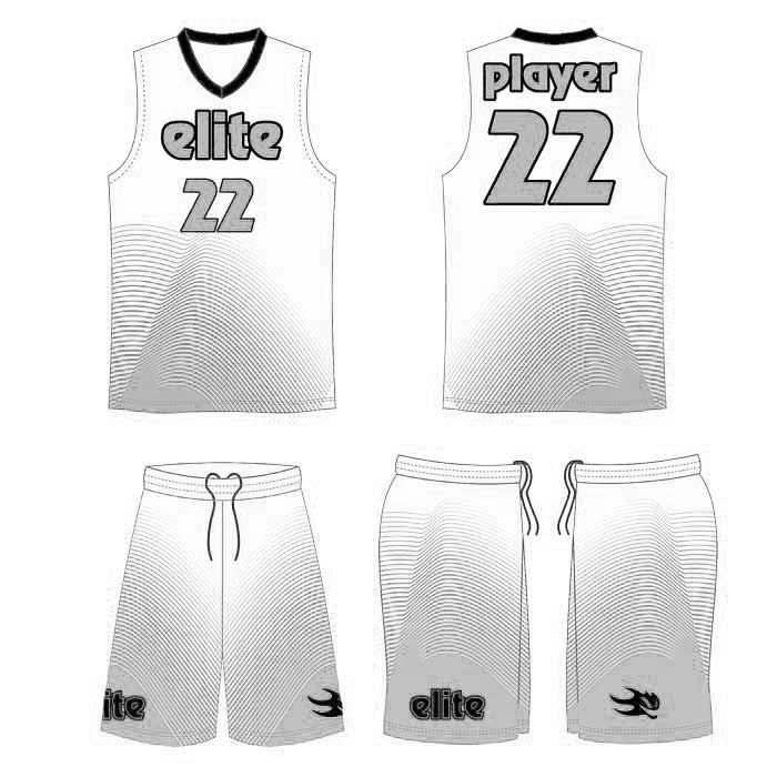 88290717d30a ... Picture of Basketball Kit Style 510 Custom ...