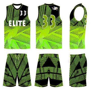 Picture of Basketball Kit Style 511 Custom