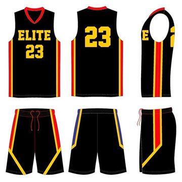 cf09300dc4a9 Basketball Kit Style 505 Custom