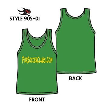 Picture of Training Vest Style 90501 Custom
