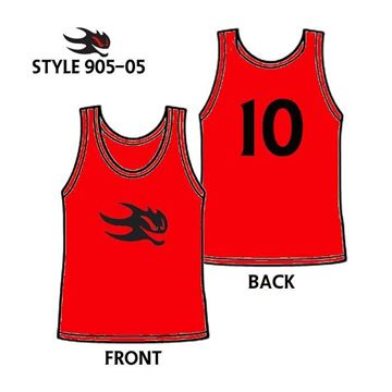 Picture of Training Vest Style 90505 Custom