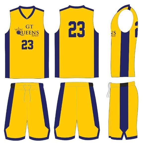 6498056e274 Winning Beast - Basketball Kit Style GTQ 514 Special